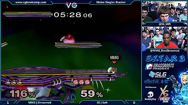 Shroomed's Waveland Fake-Out