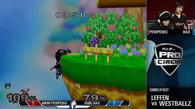 Excellent Finish to the PPU v Hax Set at MLG