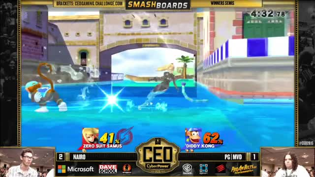 MVD knows how to use those Barrels for an insane kill set-up.