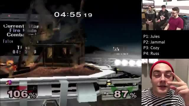 Melee Is Cool