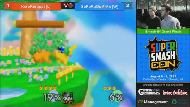 [Gfy] SuPeRbOoMfAn Creates A Thunderstorm Against Kero