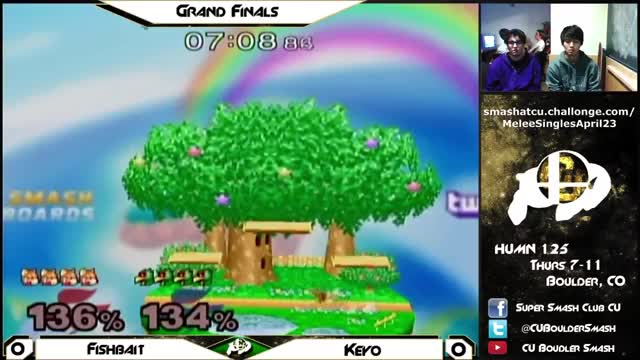 Keyo doesn't have time for combos