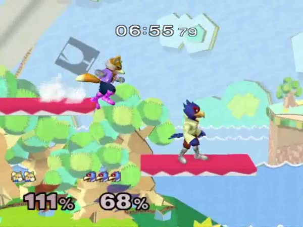 Falco Frame-Perfect Shield Pressure