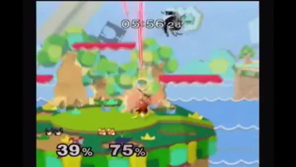 [Marth] M2K gets a death combo out of being upthrown.