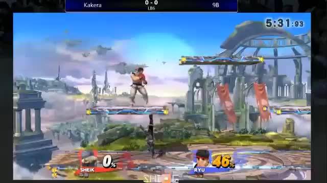 Kakera's SDI invalidating Ryu