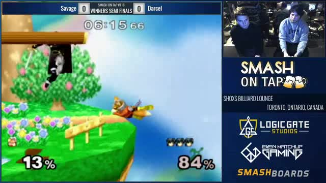 [Marth] Darcel gets a clean stock