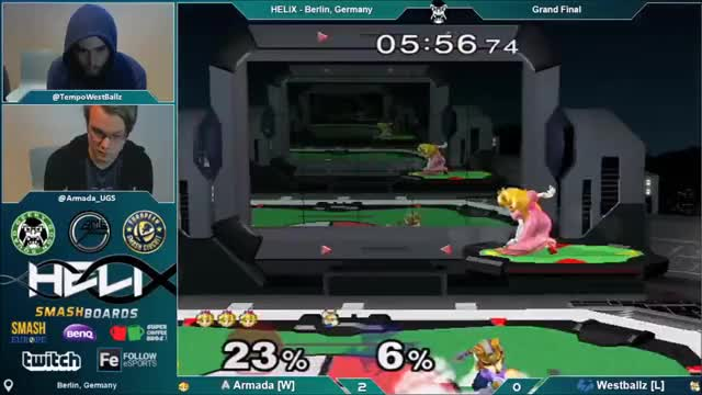 Westballz's Fox looking crispy