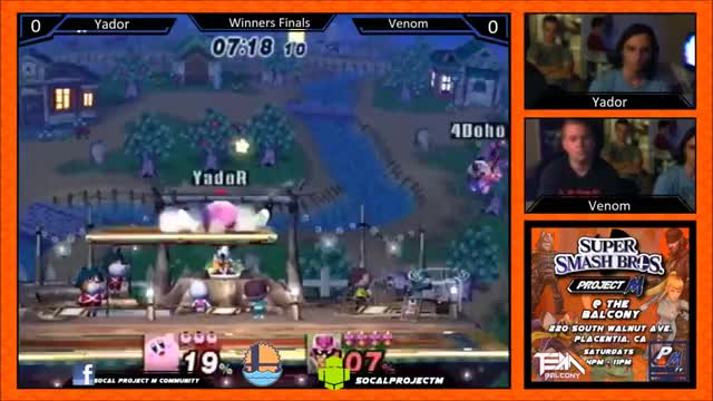 Falcon is a Master of the uAir