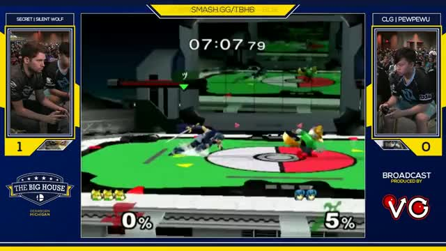 Sick PewpewU combo on Silentwolf at The Big House 6