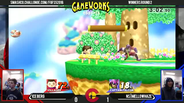 Why I love being in the Smash community: priceless reaction from a kid after making a comeback