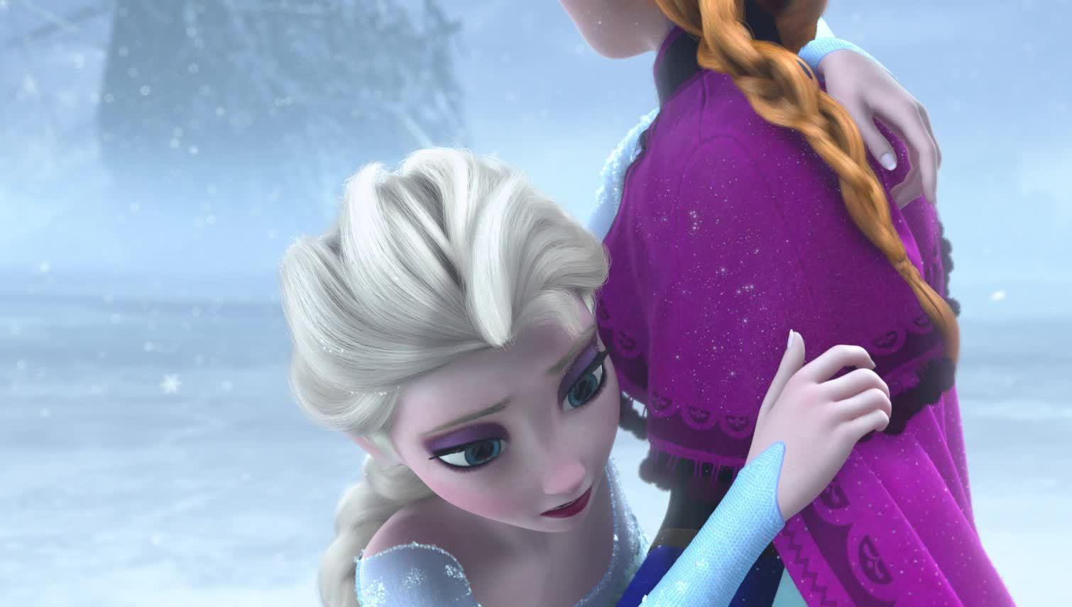 Disney frozen gifs anna