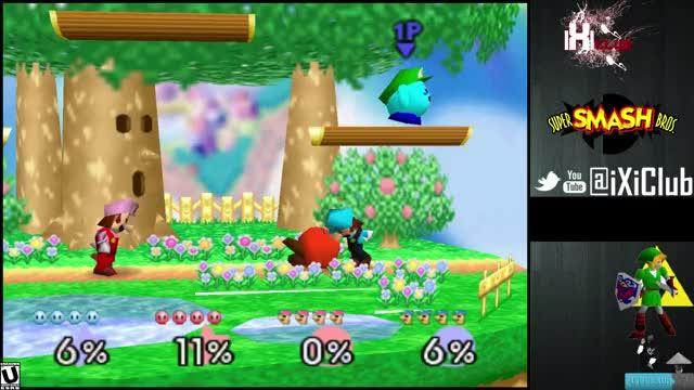 Kirby Soccer: Luigi vs Luigi – Sakurai Approved [GFY]