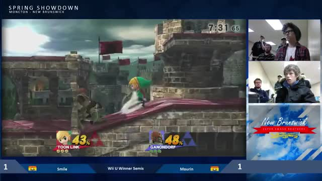 The PINNACLE of wall-tech's of my Smash Career