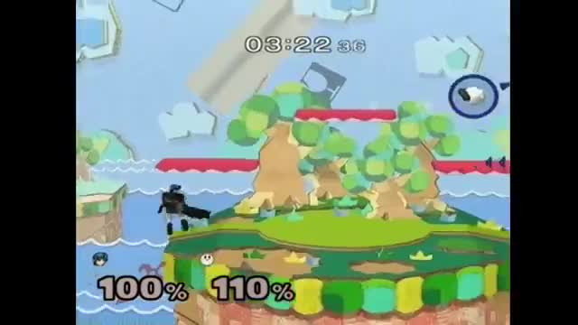 [Kirby] Hack makes Kirby look — still pretty awful. But it's a cool reversal!