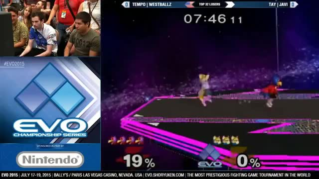 Westballz's Circus of Up Tilts ft. Javi the Fantastic Fox