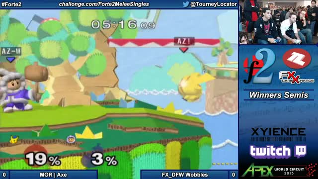 Get this man to the ICU (Wobbles vs Axe Forte 2 WS)