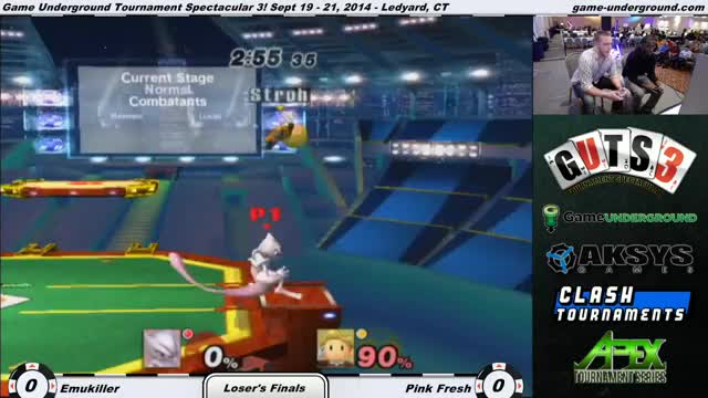 Pink's Pop-off Punish
