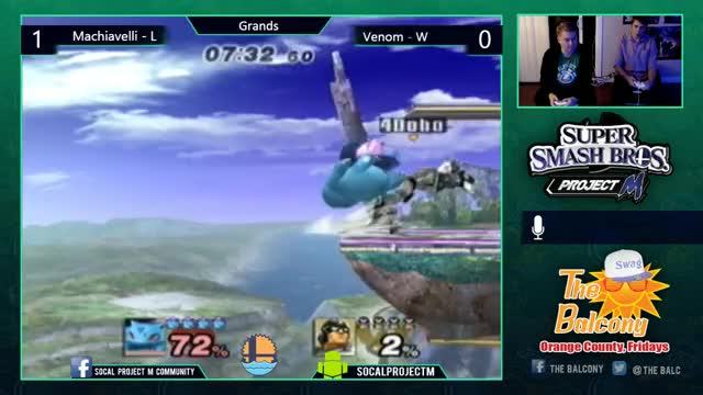 Mach connects that first up air and something in his head clicks