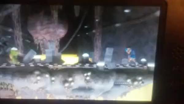 Toon Link flubs a spike