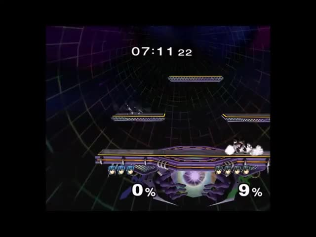 Marth 0-Death with Pseudo Ken Combo