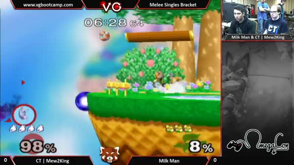 [Mewtwo] M2K's playing Project M.