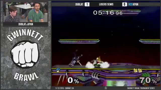 KPan starts a combo like Hax, and finishes it like Borp