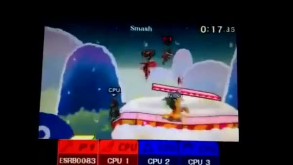 Seems as if Nintendo may have listened to our requests for lower landing lag…