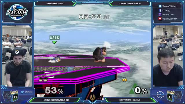 Westballz's 0-Death from a grab release???