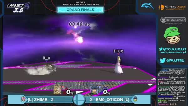 Zhime clutches WLG #10 with a sick 0-Death.