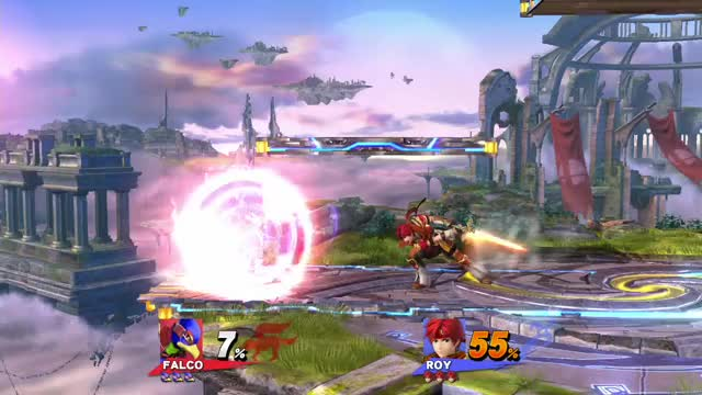 Falco has some pretty nice combos now. Also, I think Sethlon would be proud of my revenge.