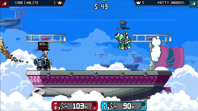 Watch Big Booi Missile takes the game GIF by Halite (@issaltreal) on Gfycat. Discover more rivalsofaether GIFs on Gfycat