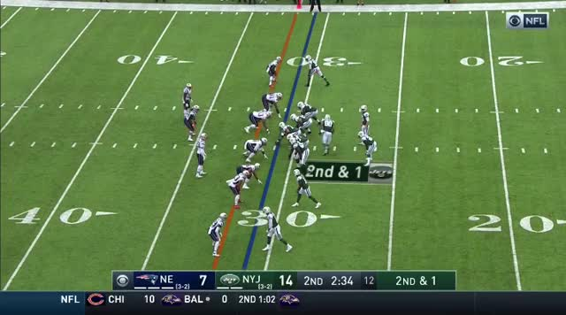 Watch and share 12 Malcom Brown Stuffs Maguire GIFs on Gfycat