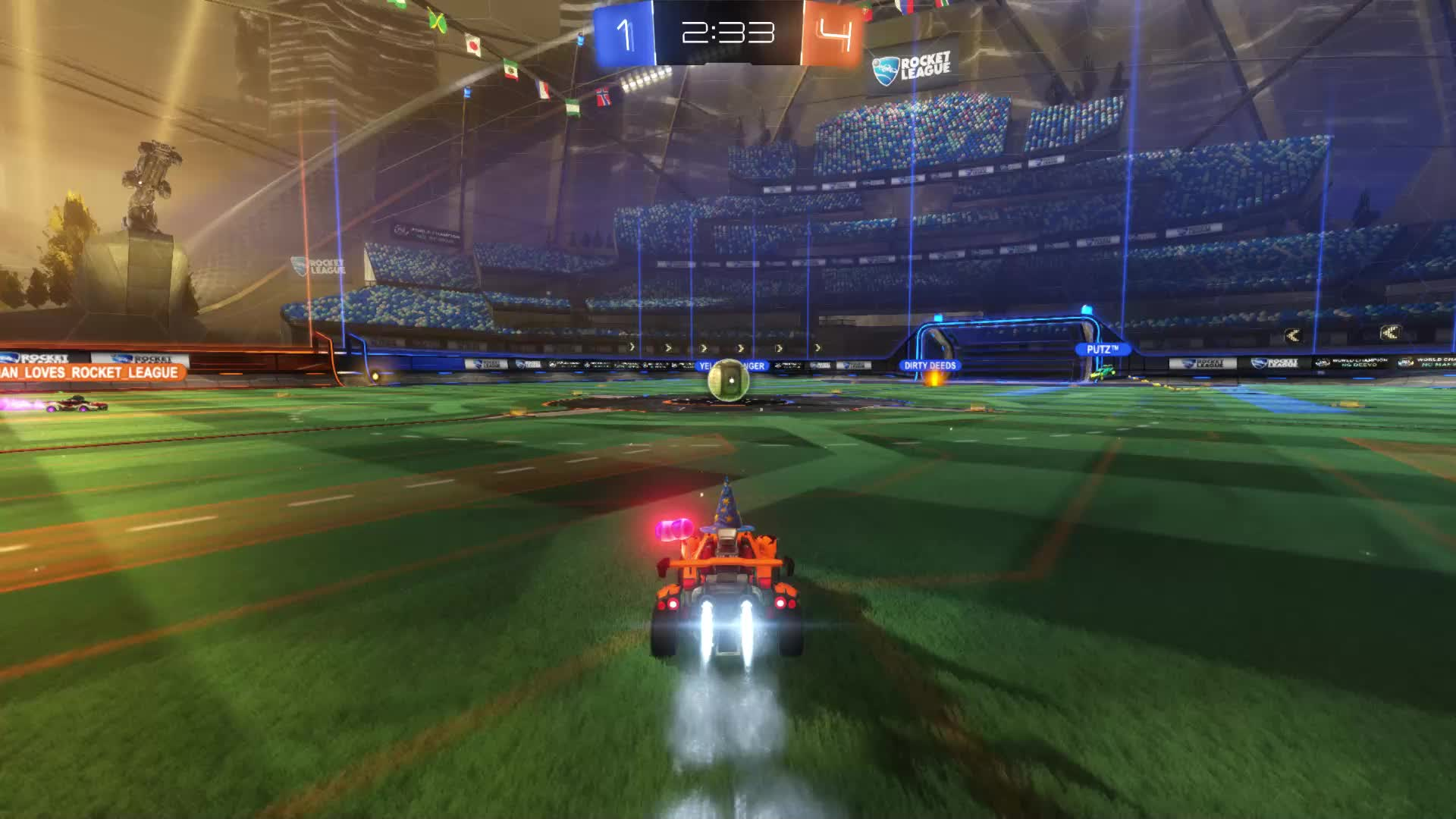 Rocket League, goal, Rocket League GIFs