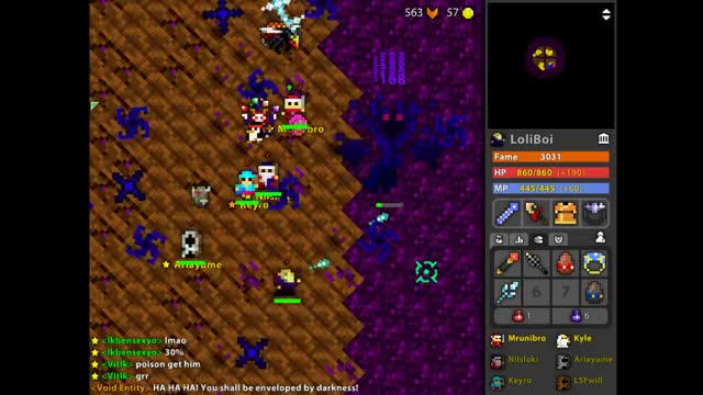 Watch EndMe GIF by @capewi on Gfycat. Discover more Rotmg GIFs on Gfycat