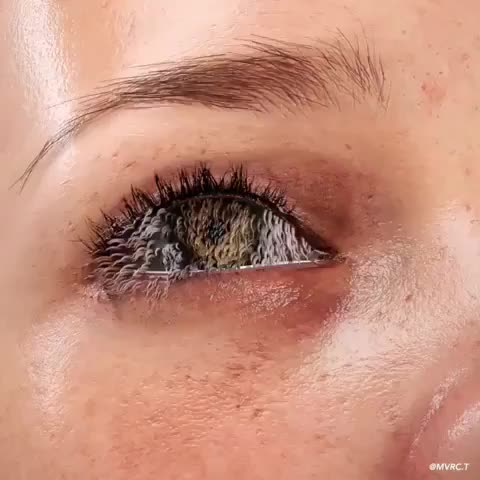 Watch and share Hairy Eye GIFs by Jackson3OH3 on Gfycat