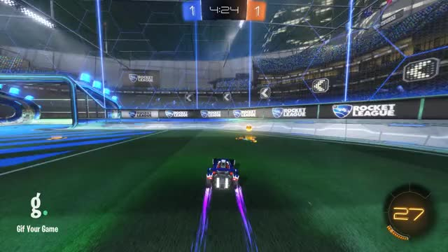 Watch Goal 3: Capaldi GIF by Gif Your Game (@gifyourgame) on Gfycat. Discover more Dabble, Gif Your Game, GifYourGame, Goal, Rocket League, RocketLeague GIFs on Gfycat