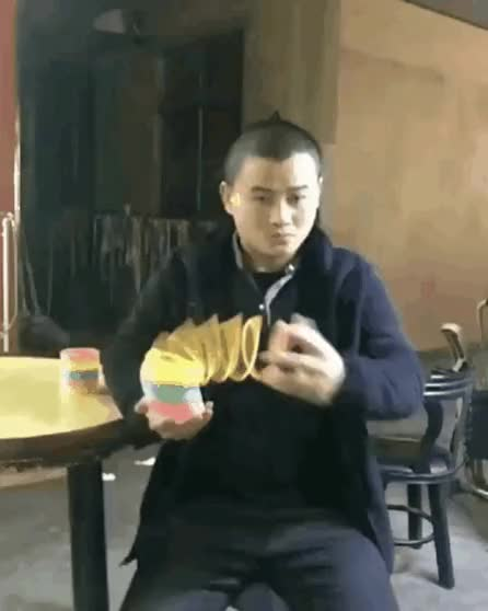 Watch and share Slinky Bender. GIFs by daz8 on Gfycat