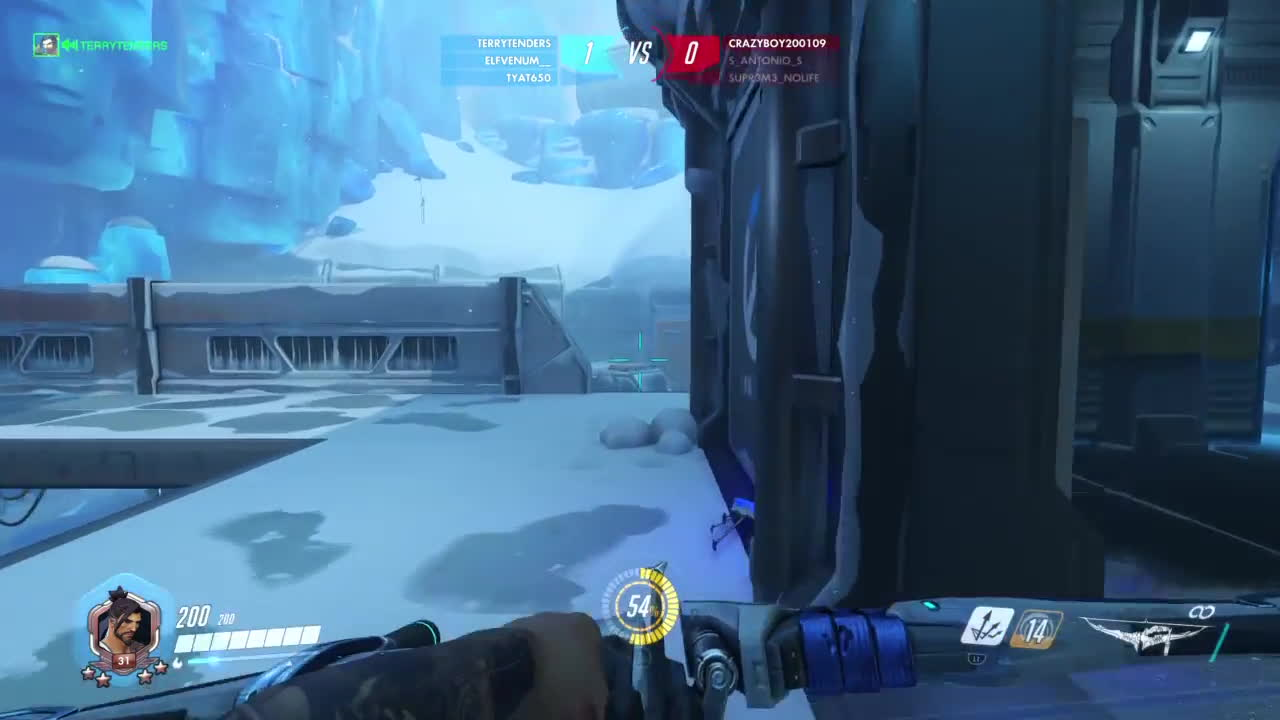 OWConsole, overwatch, prohandsoap, TT: IS THAT A PRO BANJO?! GIFs