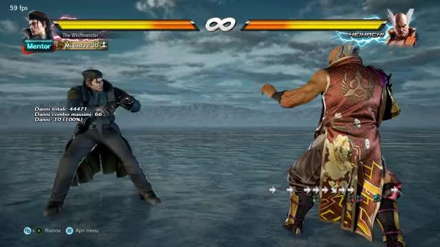 Watch and share Tekken 7 07.27.2017 - 14.23.38.02 GIFs on Gfycat