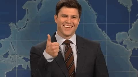 Watch and share Saturday Night Live GIFs and Colin Jost GIFs on Gfycat