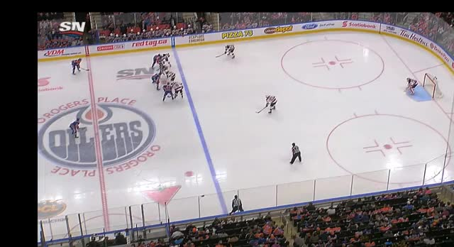 Watch and share Hall Buttend On Kassian GIFs by cultofhockey on Gfycat