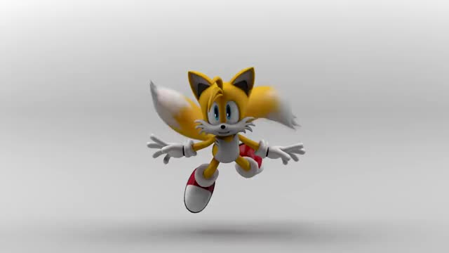 Watch this trending GIF on Gfycat. Discover more animation, animations, rig, sonic, sonic the hedgehog, tails, tails animation, tails animations, tails rig, tails the fox GIFs on Gfycat
