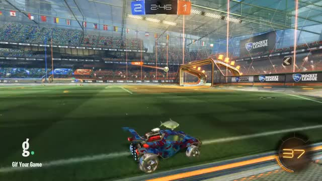 Watch Goal 4: Bilbo Laggins GIF by Gif Your Game (@gifyourgame) on Gfycat. Discover more Bilbo Laggins, Gif Your Game, GifYourGame, Goal, Rocket League, RocketLeague GIFs on Gfycat