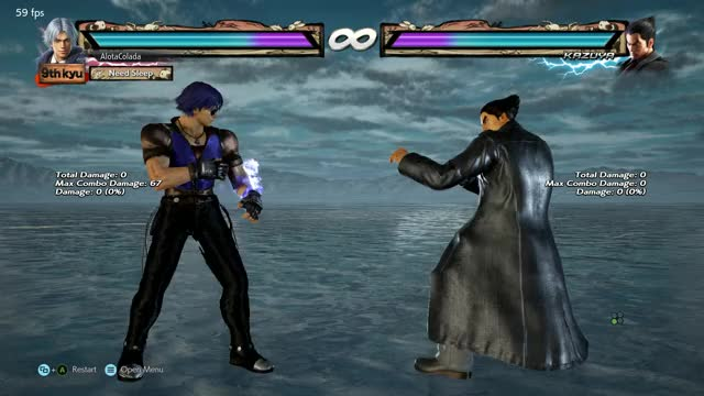 Watch and share Tekken7 GIFs and Tekken GIFs by colada on Gfycat