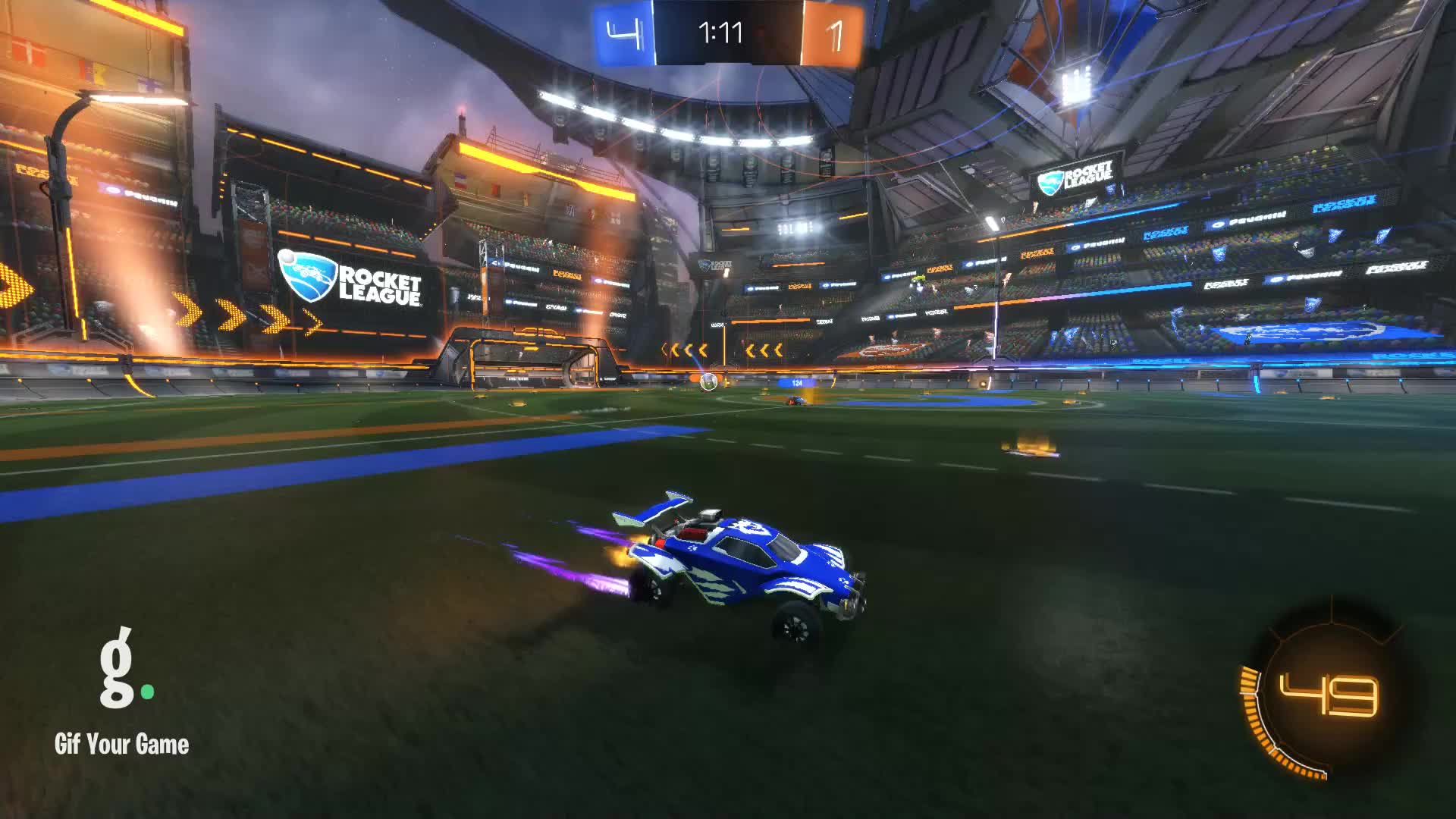 Drippy, Gif Your Game, GifYourGame, Goal, Rocket League, RocketLeague, Goal 6: Drippy GIFs