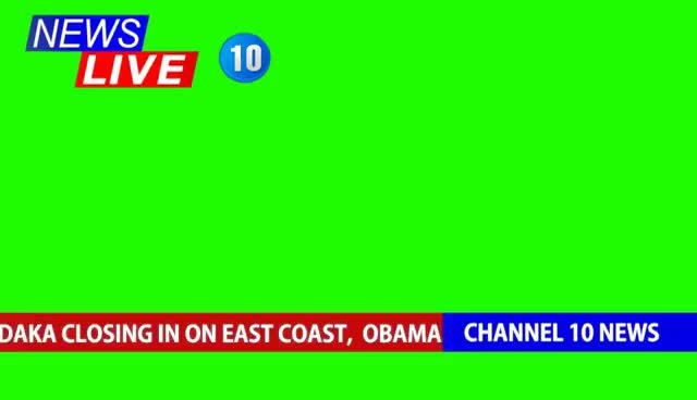 Watch and share Live News Broadcast Overlay Green Screen GIFs on Gfycat