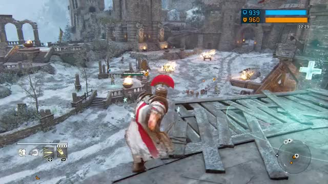 Watch and share Forhonor GIFs by Halo on Gfycat