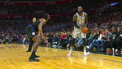 Watch this lebron james GIF by Off-Hand (@off-hand) on Gfycat. Discover more 030918, lebron james GIFs on Gfycat