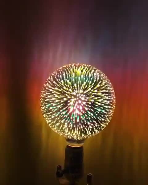Firework lightbulb GIFs