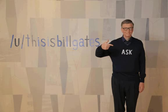 Watch and share Bill Gates GIFs on Gfycat